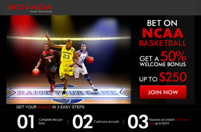 Bovada Sportsbook offers Illinois college basketball betting lines