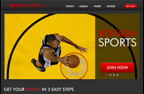 Bovada Sportsbook offers Illinois pro basketball betting lines